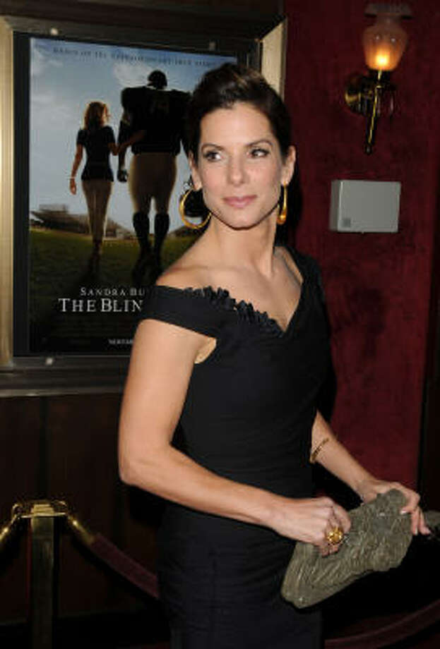Best Actress: Sandra Bullock in The Blind Side Photo: Peter Kramer, AP