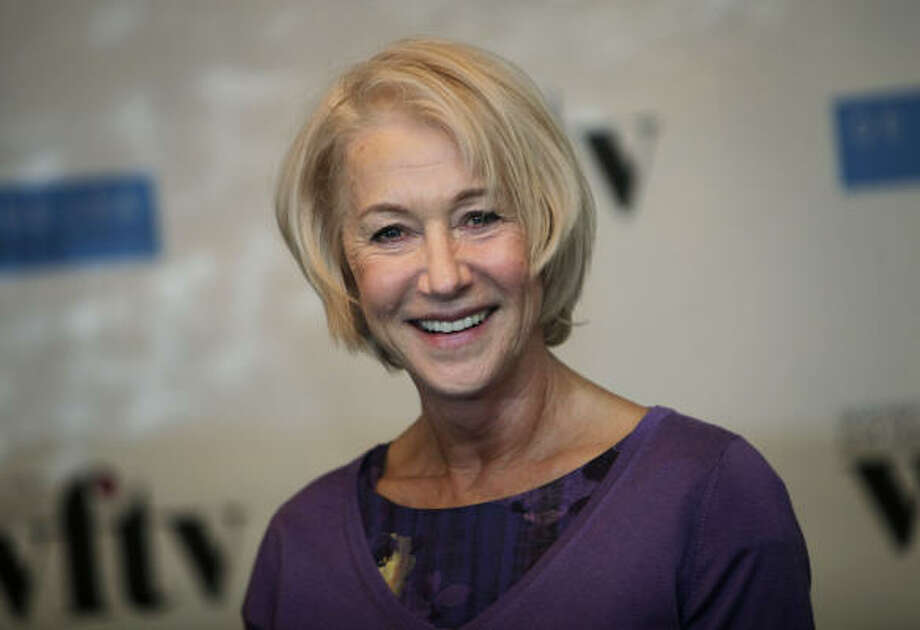 Best Actress/Drama: Helen Mirren in The Last Station Photo: LEFTERIS PITARAKIS, AP
