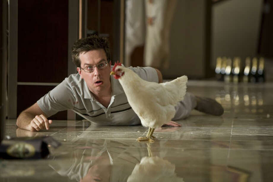 Best Musical or Comedy: Hangover Photo: Frank Masi, MCT