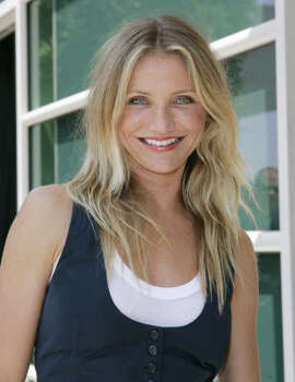 Cameron Diaz - She was called Skeletor in high school, but her bank account is nothing close to skeletal. She's worth $75 million, according to Forbes. Photo: Denis Poroy, AP