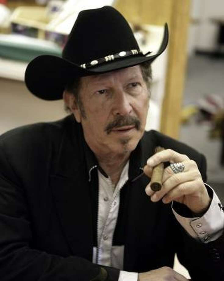 "Texas' best known Jew probably is  Richard S. ""Kinky"" Friedman. The 65-year-old singer-songwriter, novelist and former Texas Monthly columnist most-recently gained attention when he ran for governor in 2006. While he lost the race (he is running again in 2010), his catchy campaign slogans such as ""My Governor is a Jewish Cowboy,"" won a place in our memories. Photo: Dr. Scott M. Lieberman, AP"