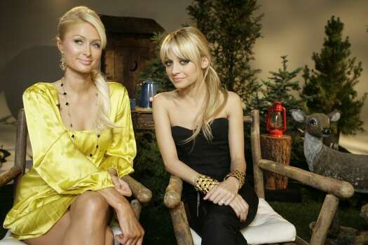 Paris Hilton vs. Nicole Richie: These two were friends since childhood, and then they did the Simple Life together. After 3 seasons,  Paris cut off contact with Nicole. Tabloids reported that Nicole invited friends over to watch SNL, but then showed Paris' infamous sex tape instead. They eventually made up. Photo: Damian Dovarganes, AP