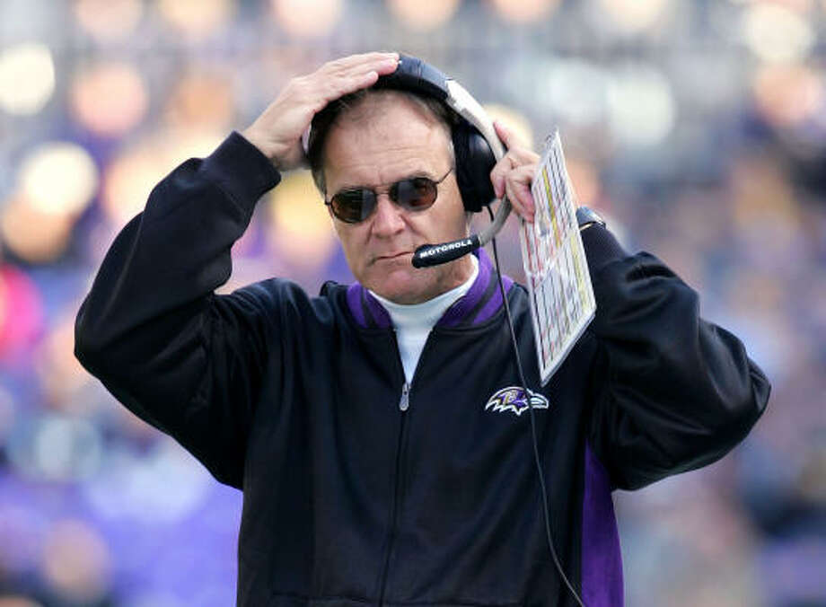 Former head coachesBrian Billick– Would leave TV for another head coaching job. Photo: Jamie Squire, Getty Images
