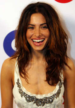 Actress Sarah Shahi   Photo: GABRIEL BOUYS, AFP/Getty Images