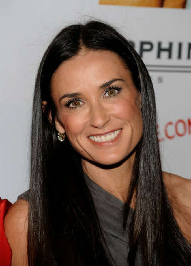 Demi Moore, aka Demetria Gene Guynes Photo: Frazer Harrison, Getty Images