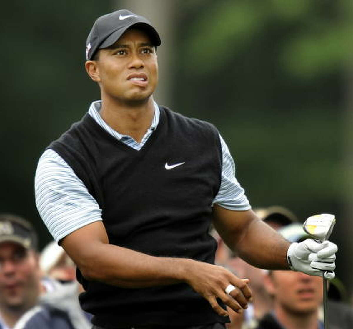 Tiger Woods has admitted to letting his family down, and several women have come out saying they've had relations with him. He might need to buy his wife a Kobe Bryant special.