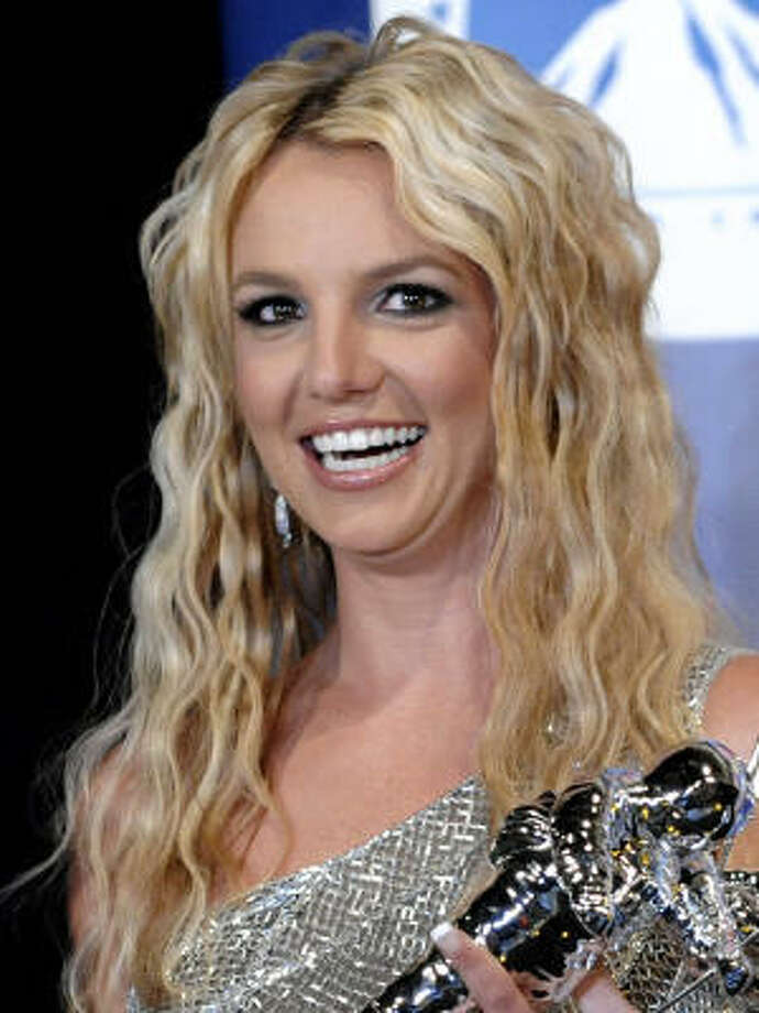 Britney Spears, Dec. 2, age 28. Photo: Chris Pizzello, AP