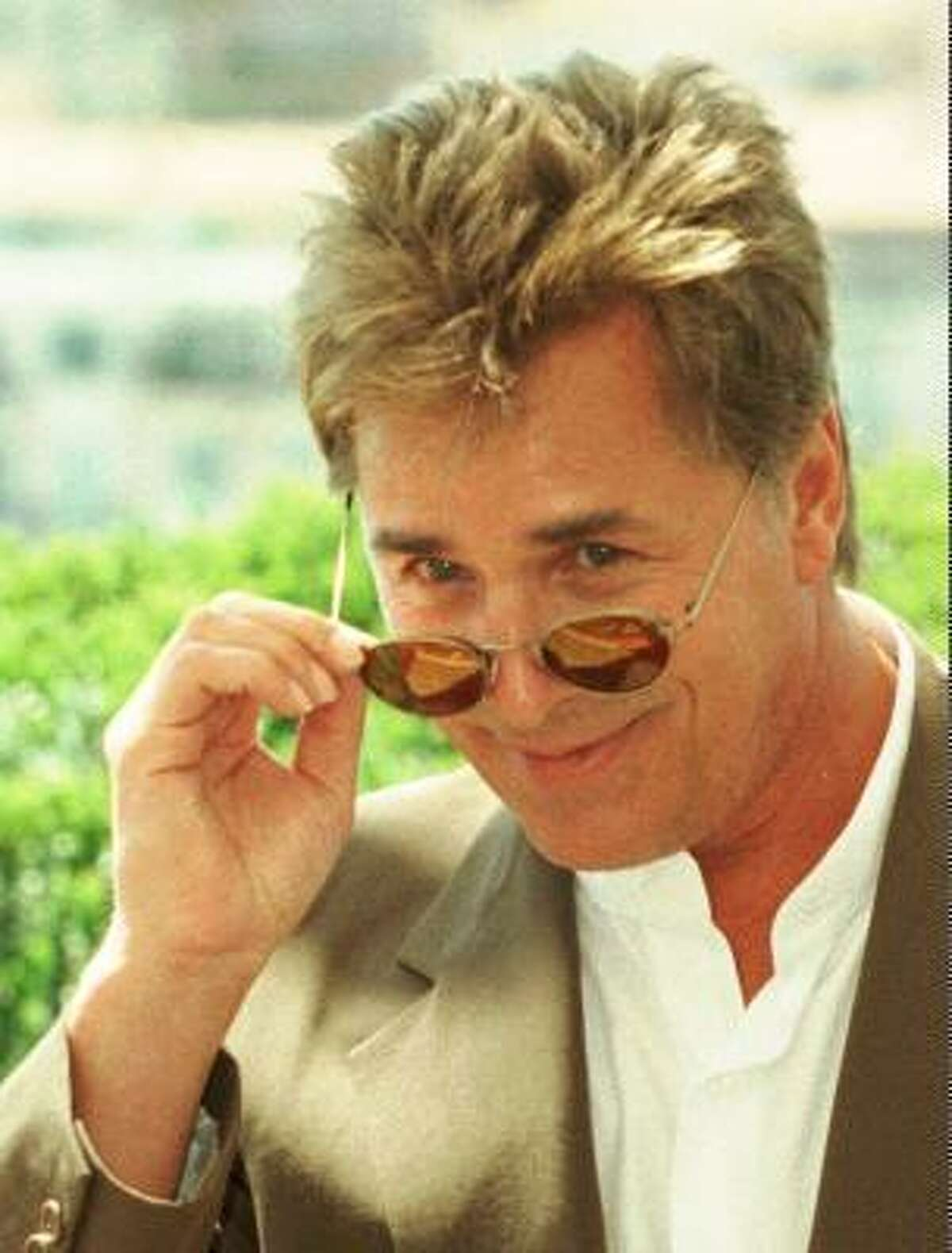 Don Johnson released two albums in the 80s and managed to get one top of the charts hit, Heartbeat. How he did it? No one will ever know.