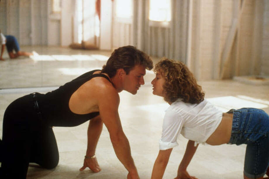Patrick Swayze's iconic role as Johnny in Dirty Dancing made him and Jennifer Grey stars. Photo: Handout Photo