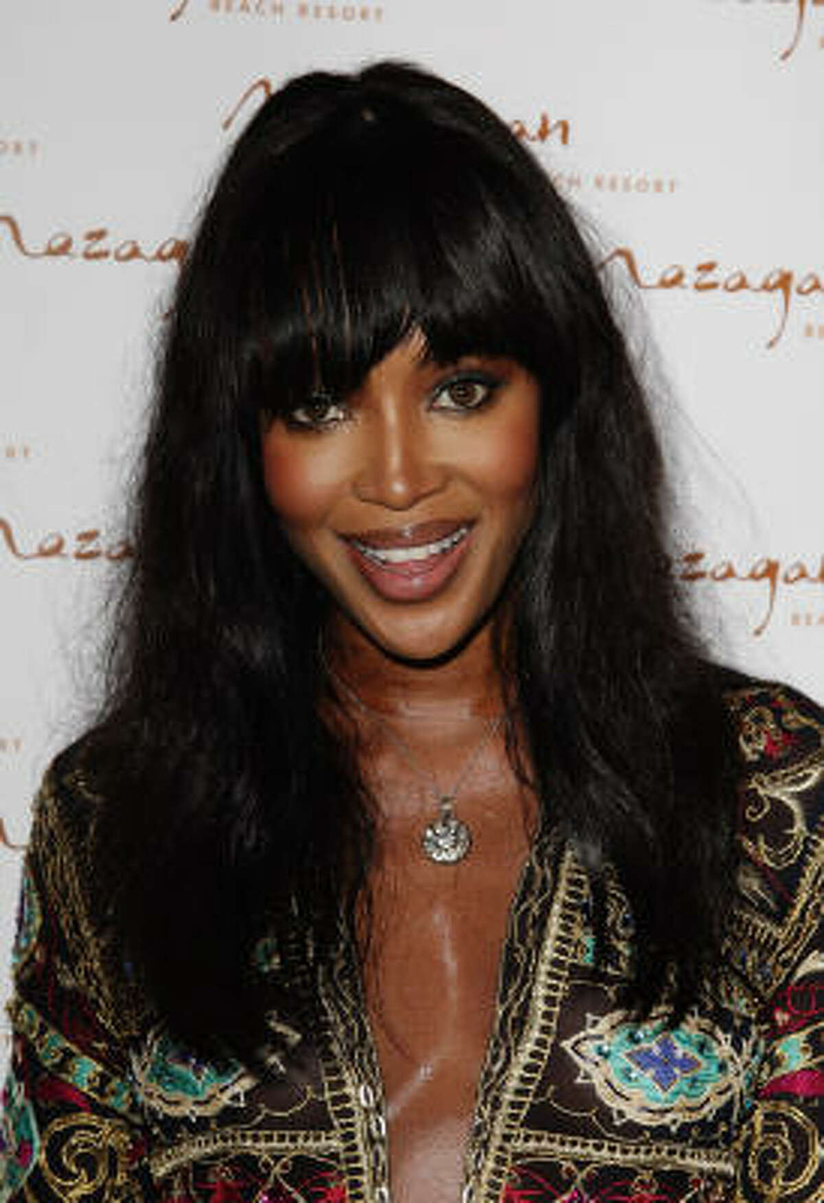 Naomi Campbell's cell phone fiasco. March 2006, when the maid couldn't find her jeans, she becaome verbally abusive and threw a cell phone at her. She got anger management and community service.