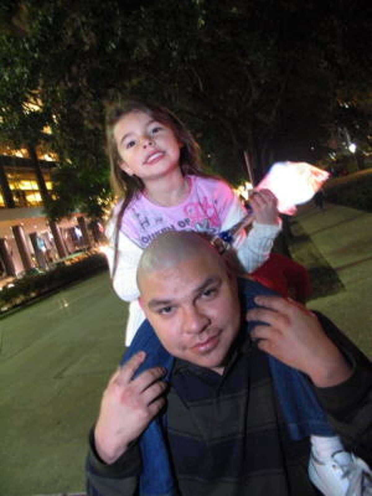 Adriana and Andrew Mendoza