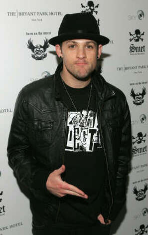 Joel Madden really, really wants to invite cameras into his house for a reality TV show, but his wife, Nicole Richie, won't let him. Don't worry, Joel, there are plenty of other ways for a celebrity to humiliate himself nowadays. Photo: Thos Robinson, Getty Images For Bryant Park Hot