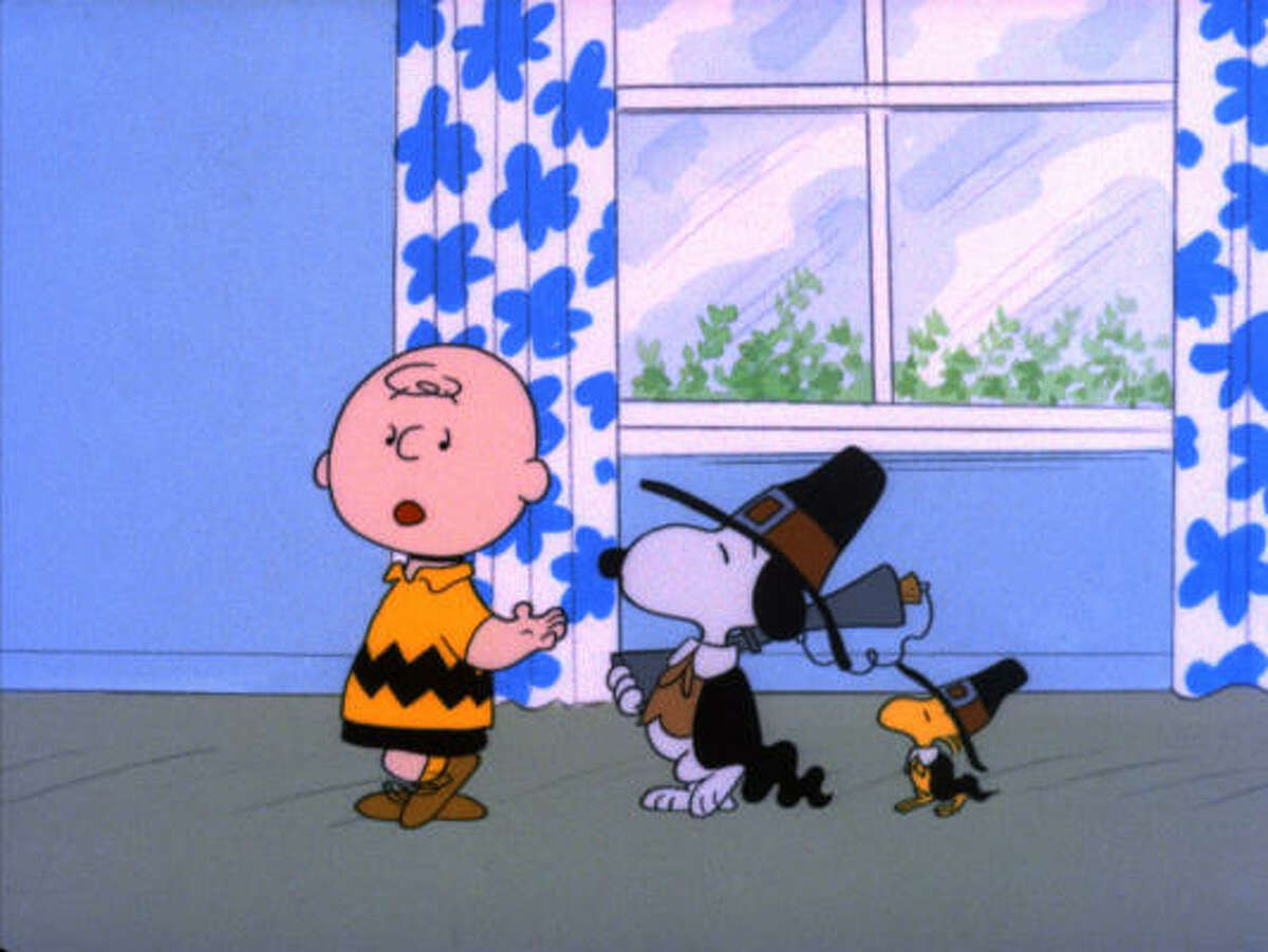 A Charlie Brown Thanksgiving , 7 p.m. Thursday, ABC. To see a more compehensive listing of shows, check Tubular.