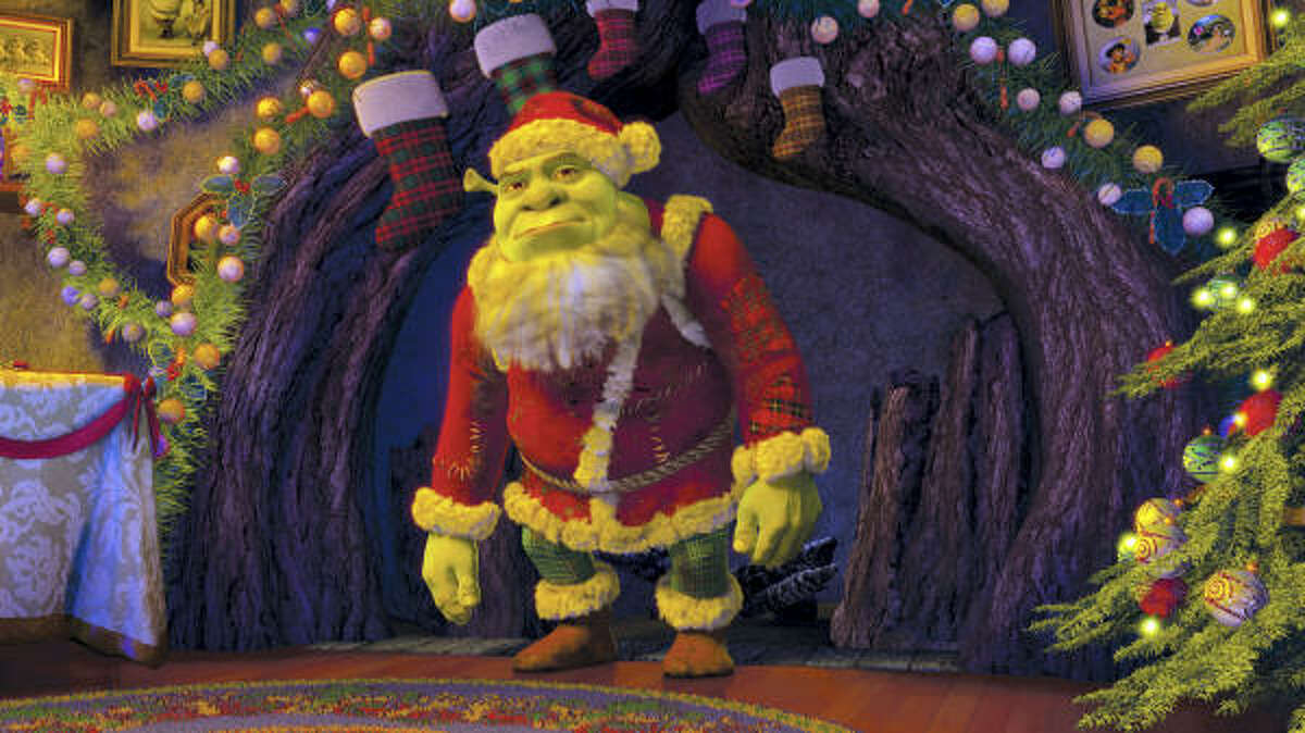 Shrek the Halls , 7:30 p.m. Monday, ABC.