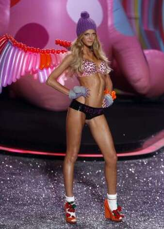 Victoria's Secret Fashion Show, 9 p.m. Tuesday, CBS. Heidi Klum hosts. Photo: Jason DeCrow, AP