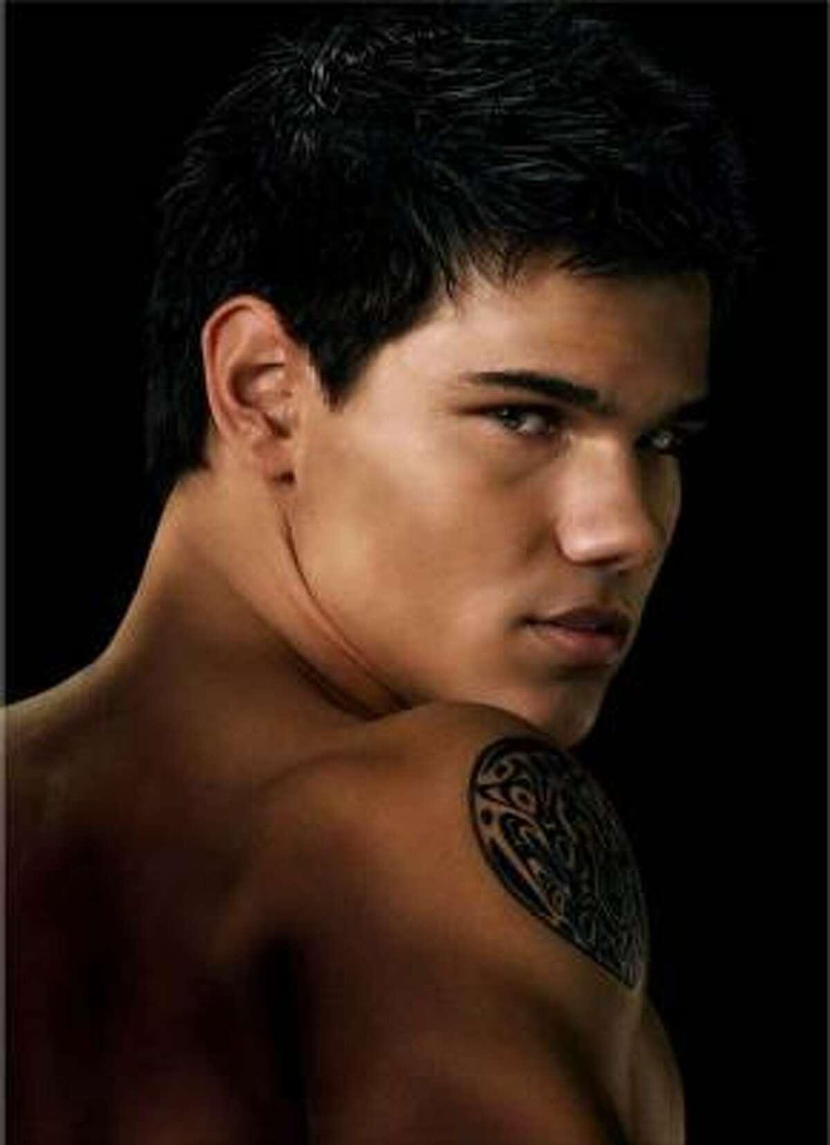 Taylor LautnerThe Twilight series