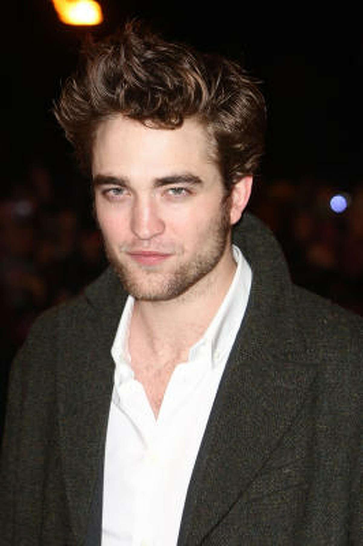 Robert PattinsonThe Twilight series