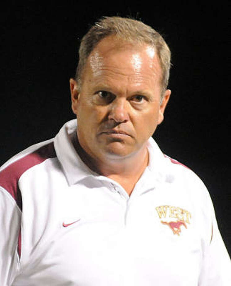 Magnolia West coach David Joiner Photo: David Hopper, For The Chronicle