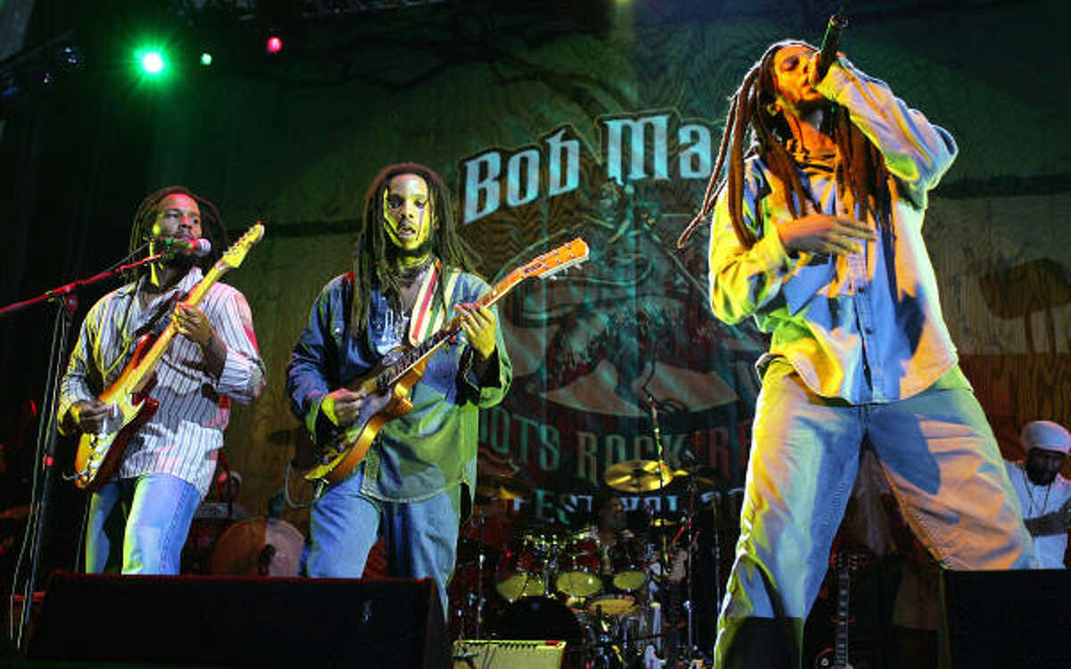 Bob Marley was fruitful and he multiplied a bunch. No small number of his offspring have decided to follow his path in making reggae. Julian Marley had a few starts and stops, but his new Awake suggests great things to come. His half brother Stephen, the best producer in the Marley family, will open. 8:30 tonight at House of Blues, 1204 Caroline. Tickets are $21-$30.