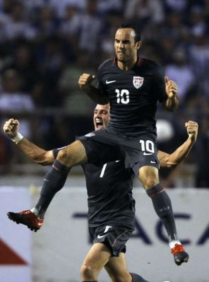 FROM NORTH AMERICAThe United StatesThe U.S. will be in South Africa next summer, earning a spot in the World Cup for the fifth consecutive time, after defeating Honduras in San Pedro Sula 3-2 on Oct. 10. Photo: Claudio Cruz, AP