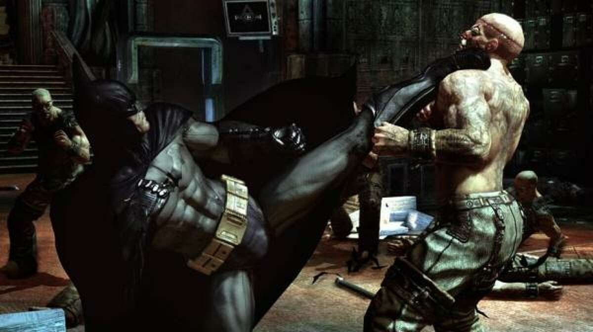 Game of the Year nominee Batman: Arkham Asylum. Also picked up nominations for the Best 360 Game, Best Action Adventure Game, Best Graphics and two Best Voice nominations (Mark Hamil as Joker and Arleen Sorkin as Harley Quinn). The game's developer, Rocksteady Games, was nominated for Best Developer.