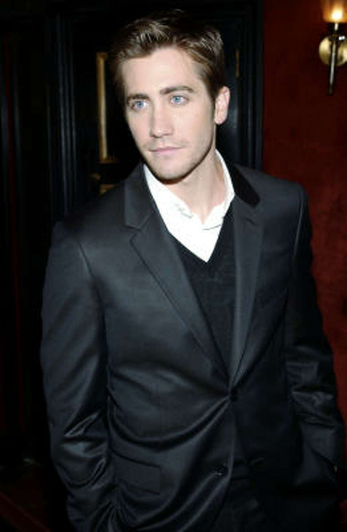 Jake Gyllenhaal: He might have dreamy eyes, but the sexiest thing about this hunk is that he's a one-woman type of guy.