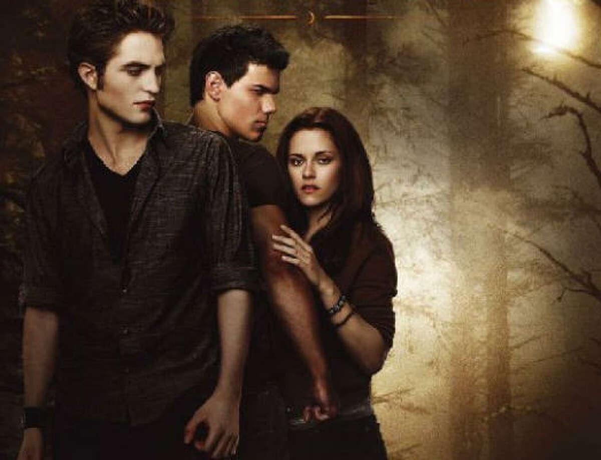 The Twilight Saga: Edward Cullen / Bella Swan / Jacob Black