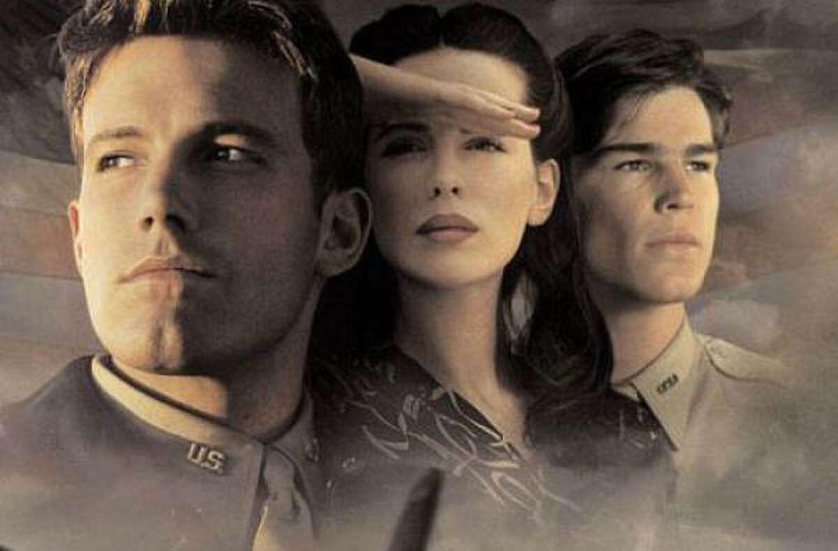 Pearl Harbor: Rafe McCawley / Evelyn Johnson / Danny Walker