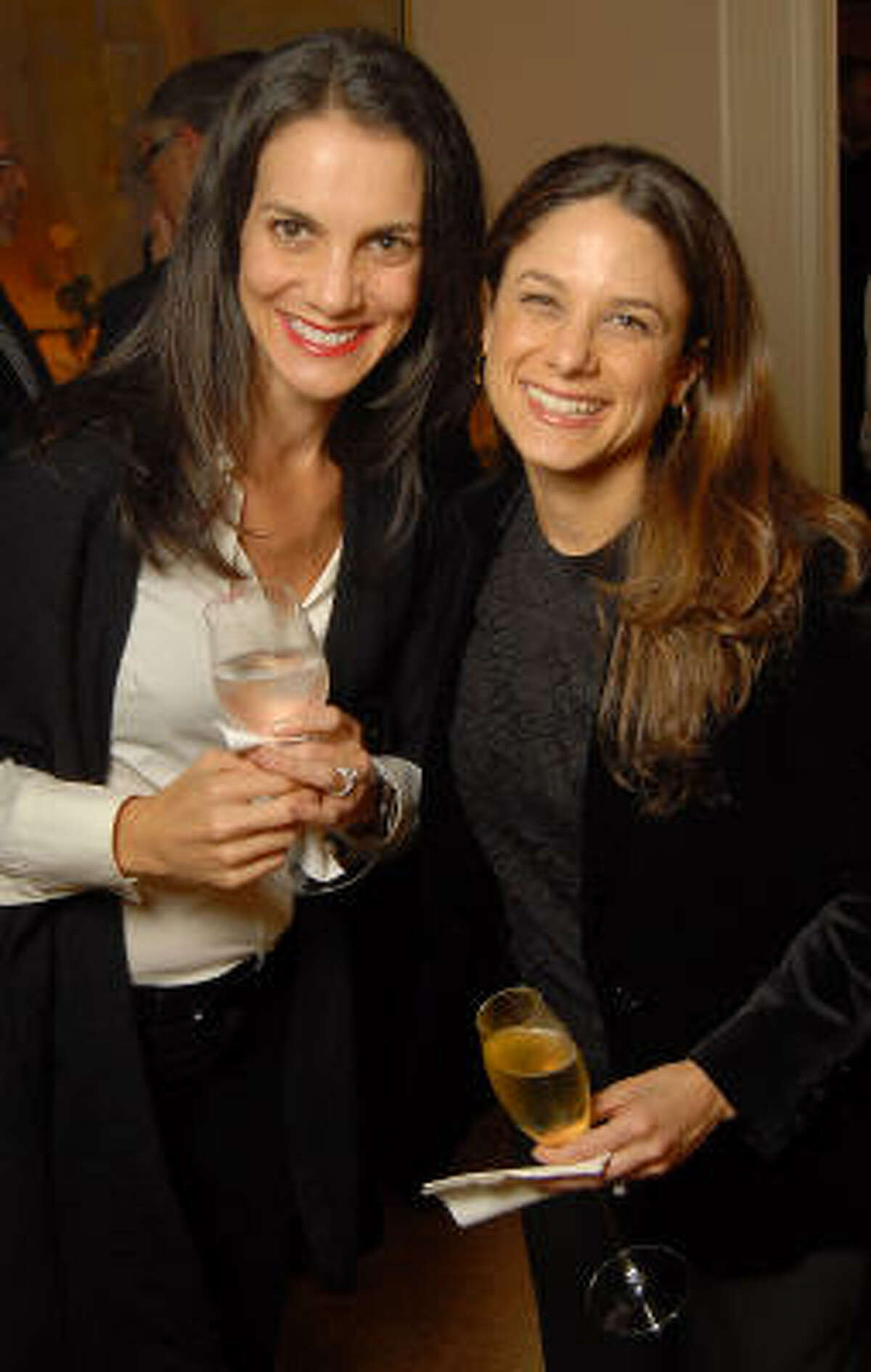 Abbe Forman and Karen Farber