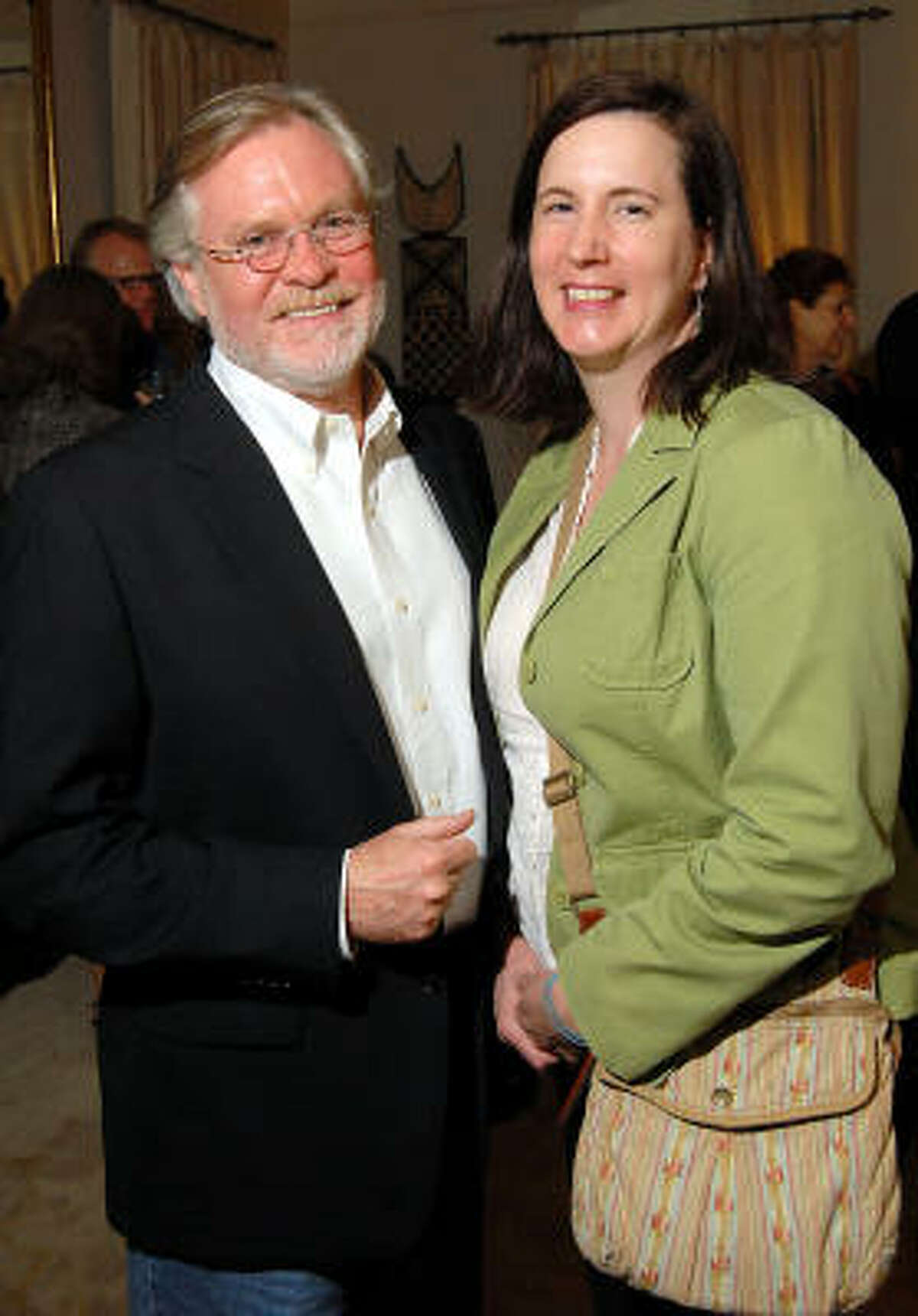 Rick Ferguson and Carla Click