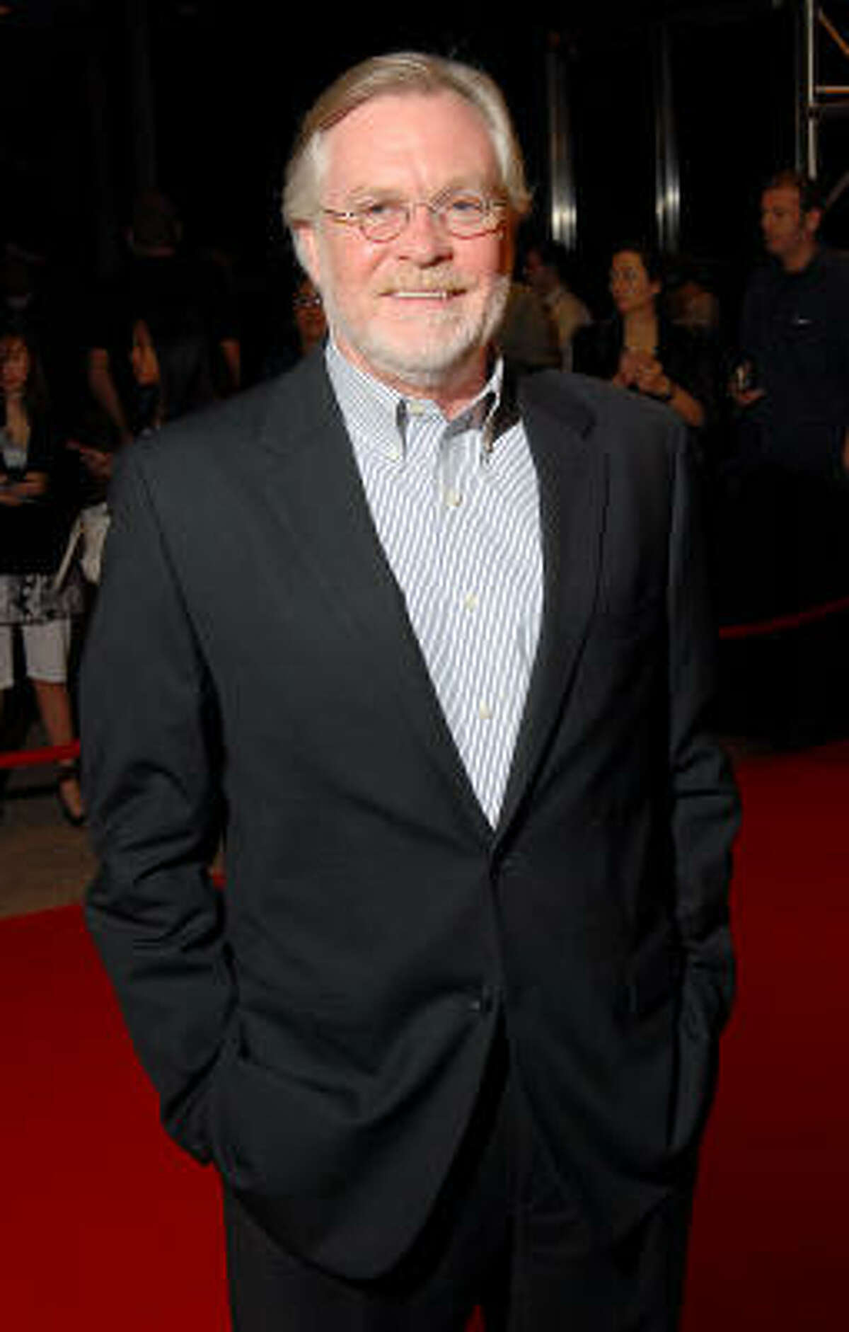 Rick Ferguson, executive director of the Houston Film Commission