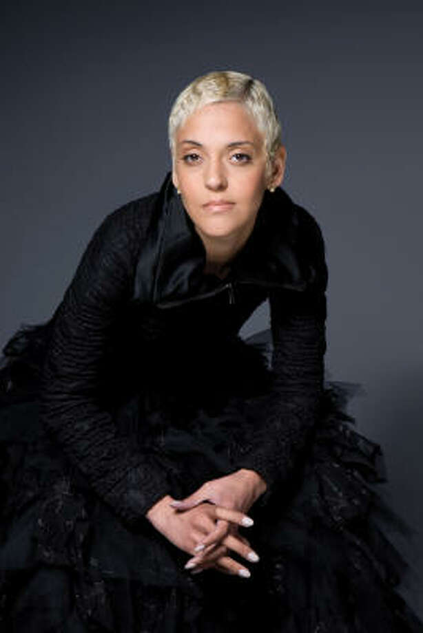Fado singer Mariza returns to Houston to perform hits from her Latin Grammy-nominated, triple platinum album Terra, which blends flamenco and morna (a genre of music from Cape Verde), as well as jazz and folk. Presented by the Society for Performing Arts at 8 tonight at Jones Hall, 615 Louisiana; Tickets: $20-$45.