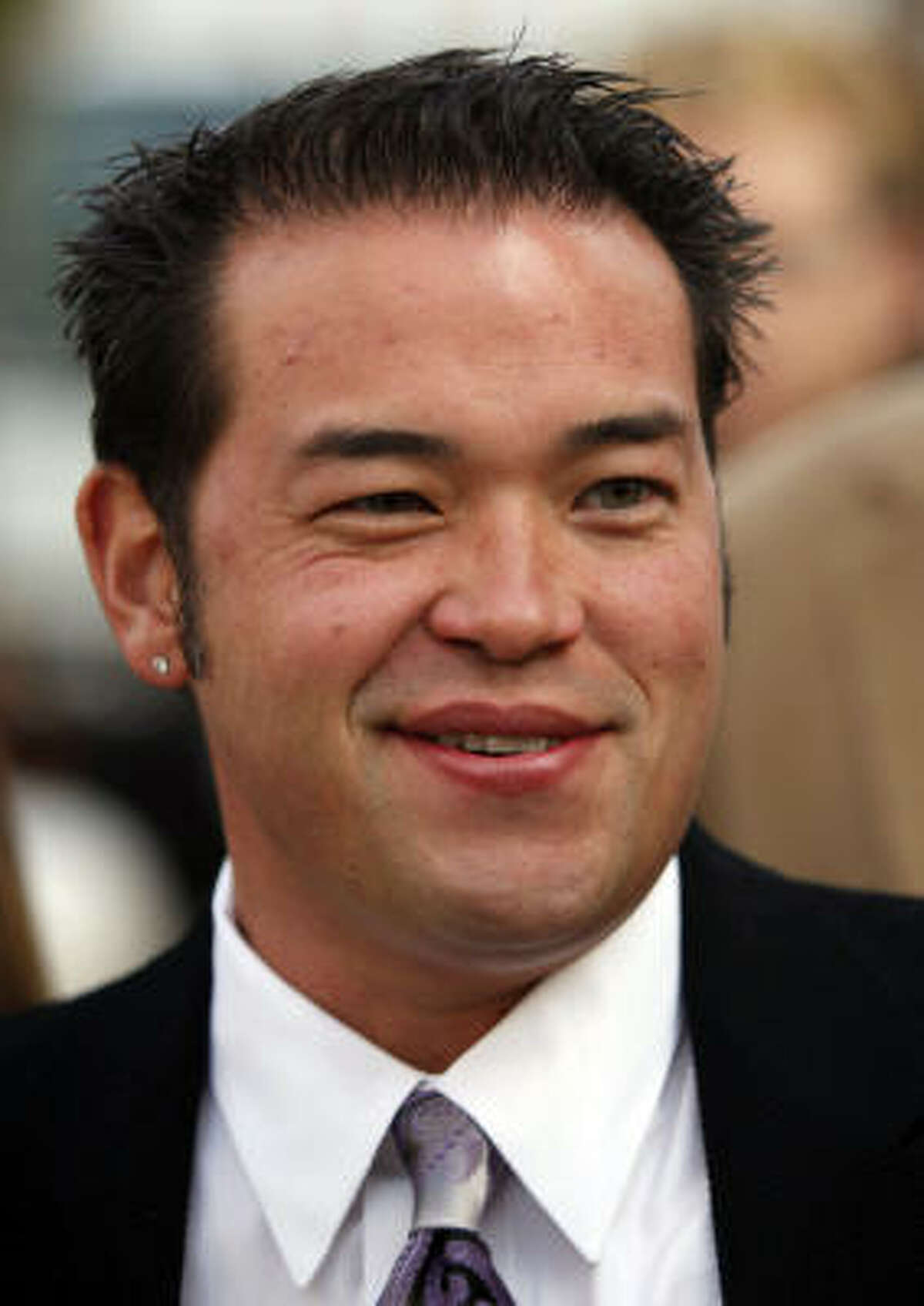 Jon Gosselin Because you won't ever catch me throwing a