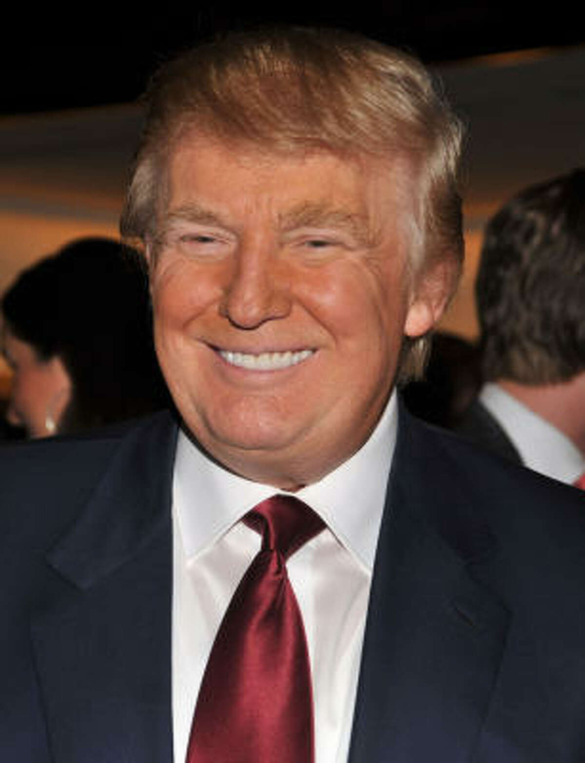 2. Donald Trump (50 million dollars). Read more about how they made their money here.