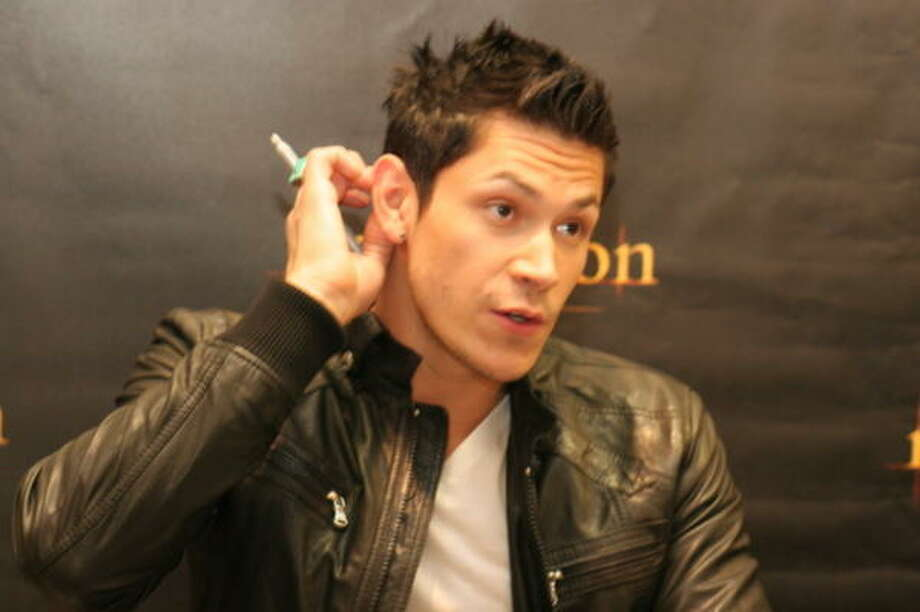 Alex Meraz Photo: Jordan Graber, For The Chronicle