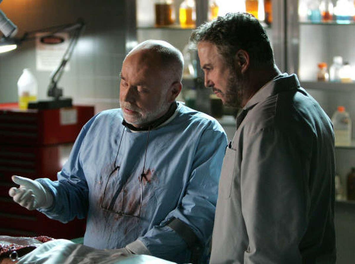 TV Drama: CSI: Crime Scene Investigation