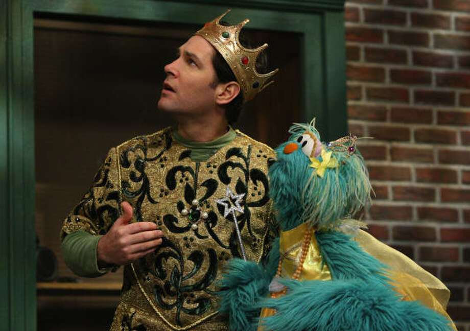 Paul Rudd Photo: PBS
