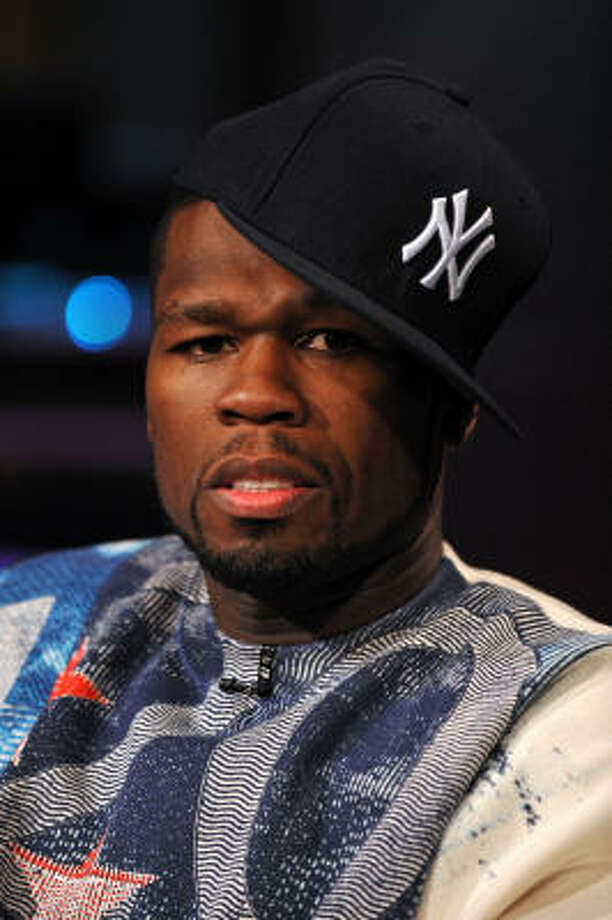 "Nothing beats a good hip-hop beef. 50 Cent even went as far to take this jab at Diddy and his dealings with the Notorious B.I.G's recordings:""When was the last time Diddy really was 'biggin up his brother', not biggin up his bank?"" Photo: Bryan Bedder, Getty Images"