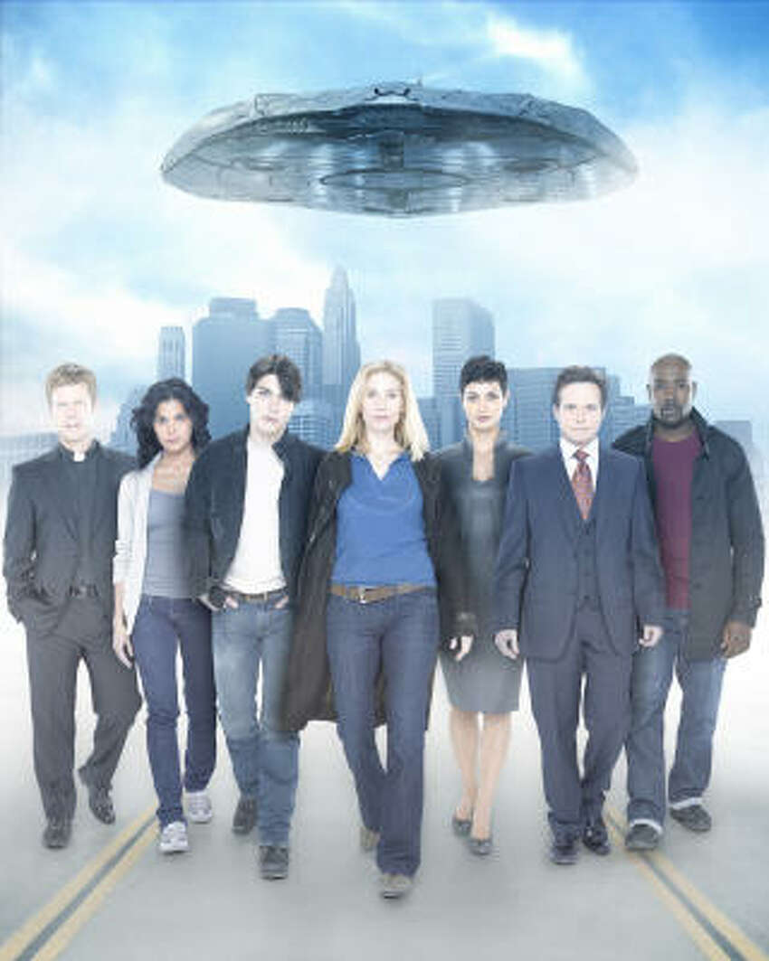 A re-imagining of the 1983 miniseries V chronicles the arrival to Earth of a technologically advanced alien race who come in peace but actually have sinister motives. Take a look at other shows from the past that involve aliens and their interactions with humans.