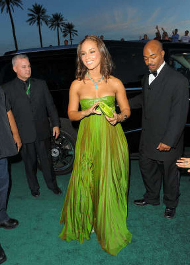 Alicia Keys Photo: Jason Merritt, Getty Images For LARAS