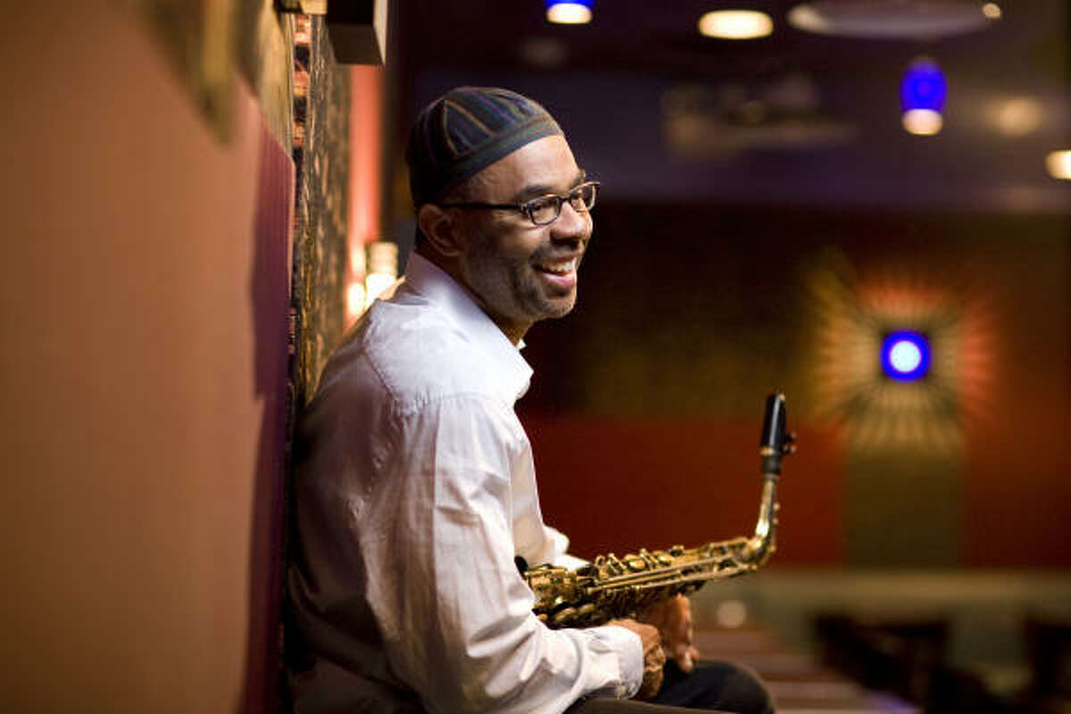 The alto saxophone player Kenny Garrett performs at 8 p.m. Friday, Nov. 6 in the Wortham Theater Center's Cullen Theater, 501 Texas; Tickets are $30-$50.