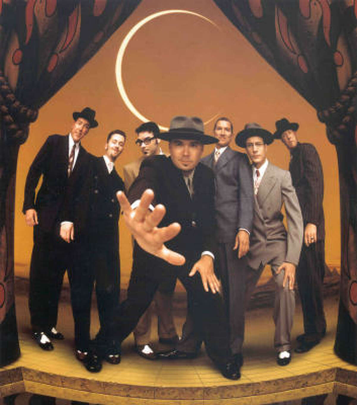 Pretend it's the 1940s (or the late 1990s) and get back into the swing with Big Bad Voodoo Daddy, one of the best of the swing revival bands. It plays the Houston Zoo's Feast With the Beasts event. 7 p.m. Friday at the Houston Zoo, 6200 Golf Course Drive in Hermann Park. Tickets are $85; www.houstonzoo.org.