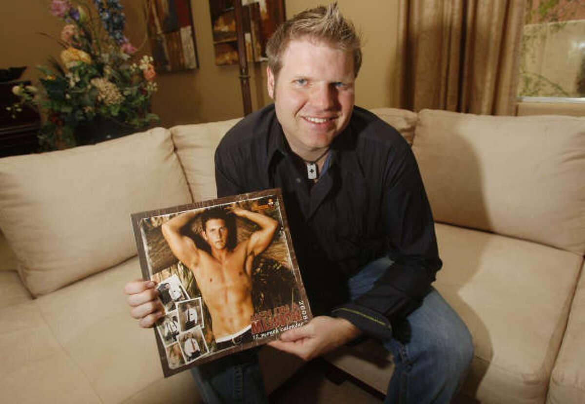Chad Hardy, 31, creator of the