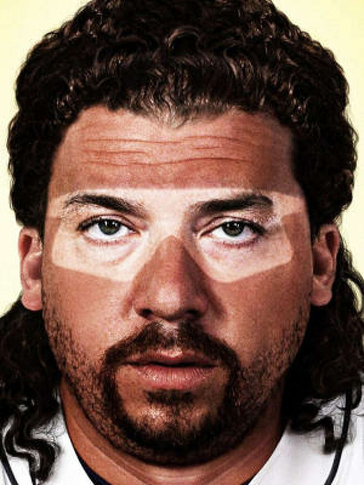 Danny McBride plays washed-up big leaguer Kenny Powers in the painfully hilarious Eastbound & Down. Powers: