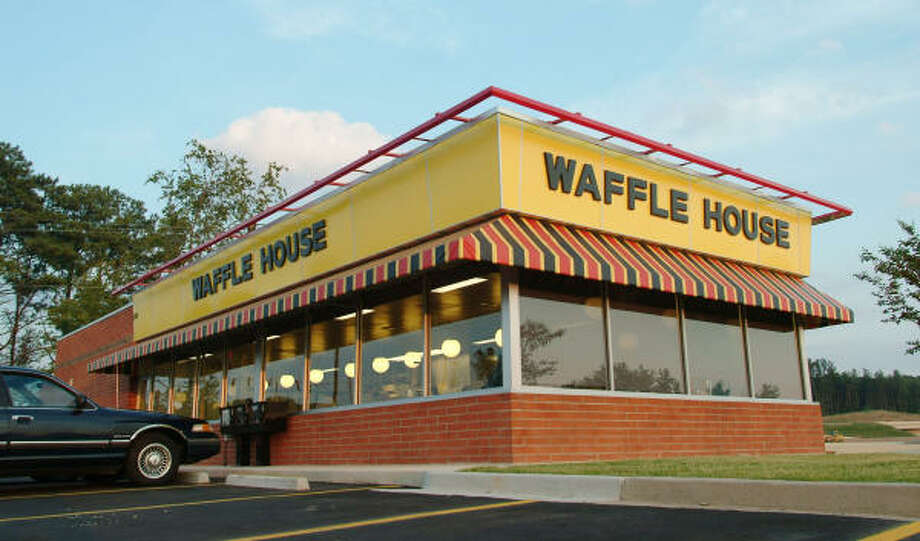 Waffle House has 10 locations in a 20-mile radius of downtown. No matter where you are, the historic breakfast-chain will be near-by to curb your hunger. Photo: AP