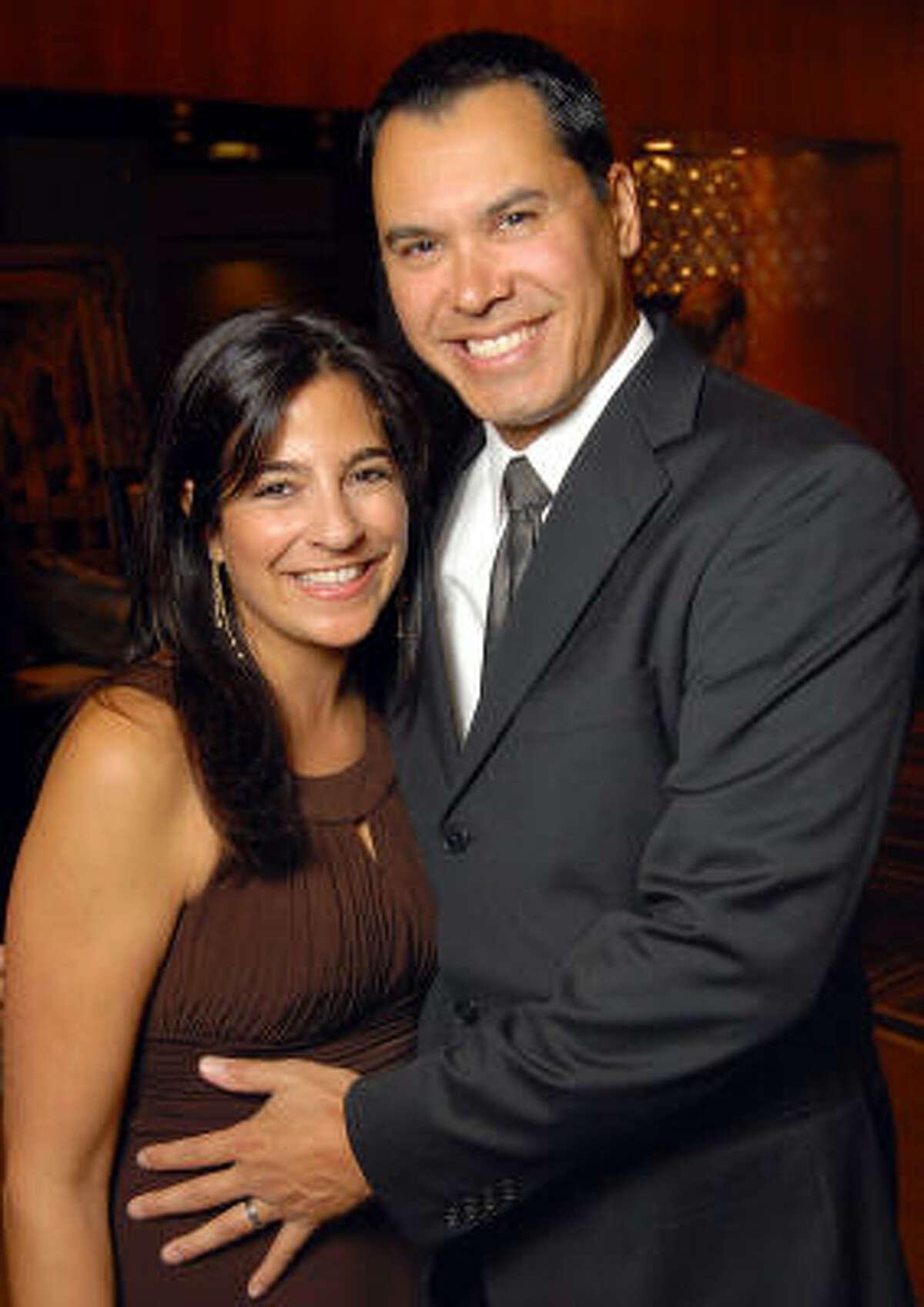 Joanna and Sheldon Krancher