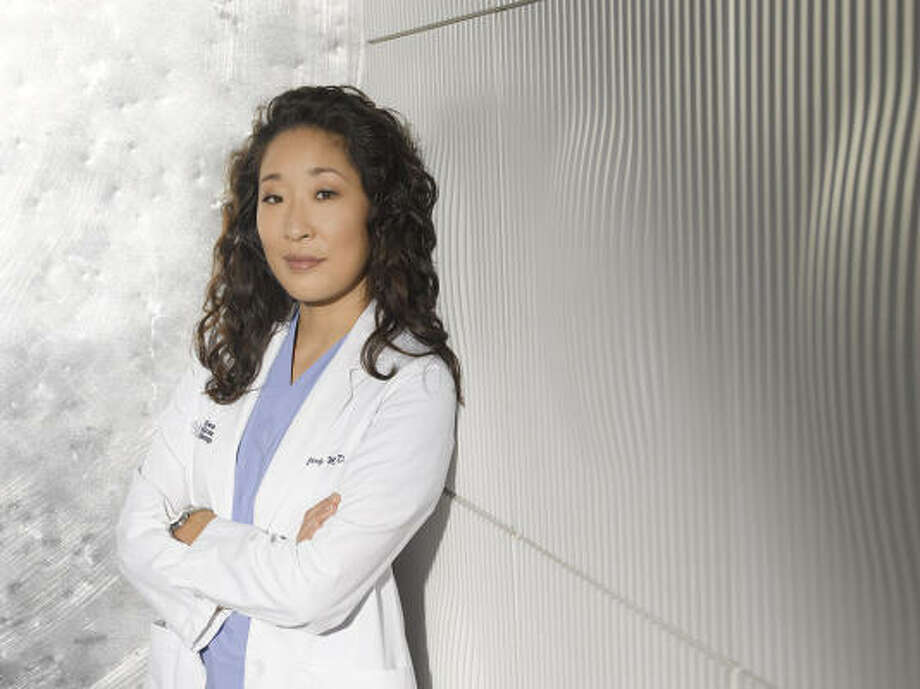 Dr. Cristina Yang (played by Sandra Oh) on ABC's 'Grey's Anatomy' has been diagnosing fictitious patients since 2005 before leaving the show in 2014.  Photo: ABC