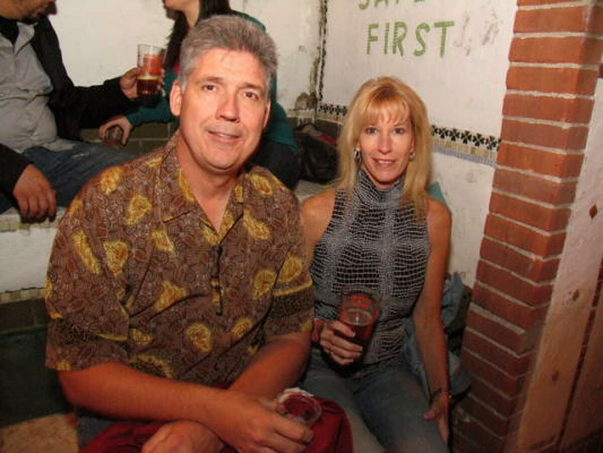 Rich and Kathy Colwell