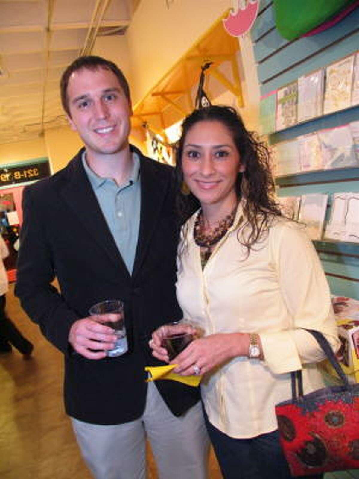 Jared and Amy Polak