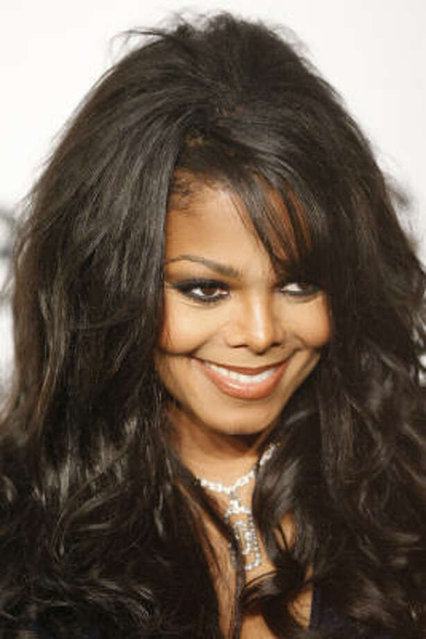 Janet Jackson's is questionable. It's way too perfect. Opinions? Photo: ANTONIO CALANNI, AP